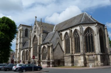 Église Saint-Sépulcre d'Abbeville